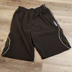 Boys Large And1 And One Basketball Shorts